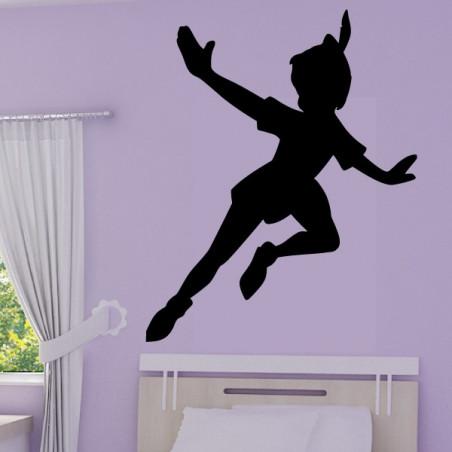 Silhouette Peter Pan