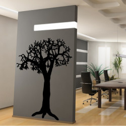 Sticker Arbre sans feuille