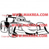 Sticker Cars - Francesco Bernoulli