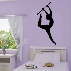 Gymnastique Rythmique Bâton