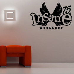 Sticker Insane 75 Workshop