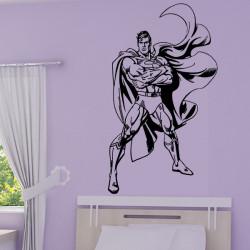 Sticker Superman Debout