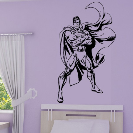 Superman Debout
