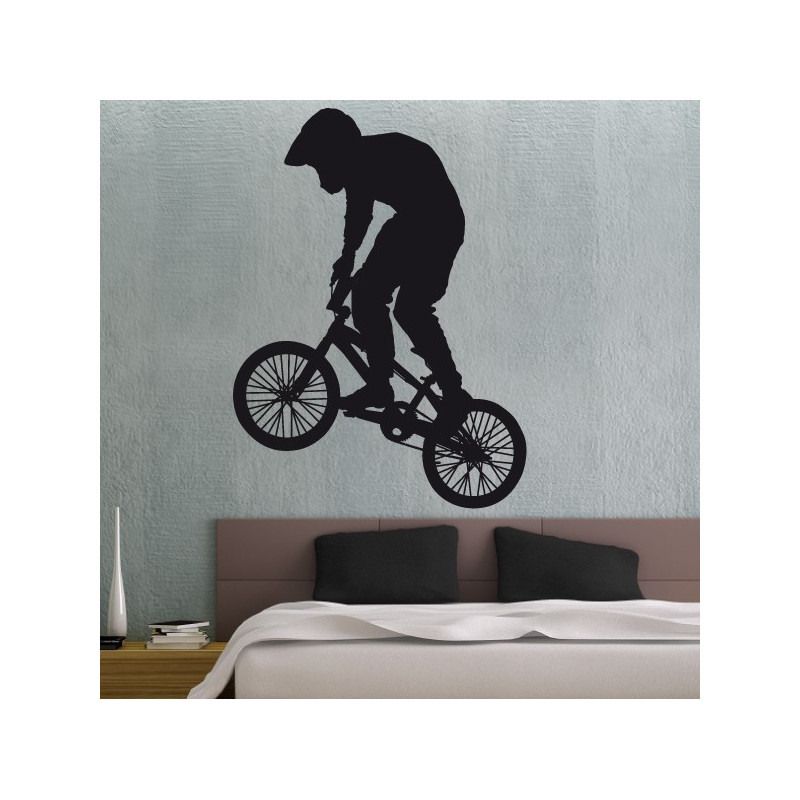 Sticker Vélo Cross 2