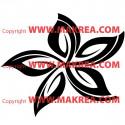 Sticker Fleur 2