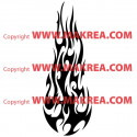 Sticker Flamme 2
