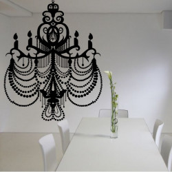 Sticker Lustre Baroque 4