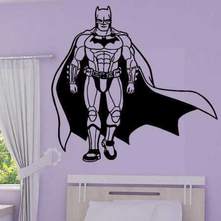 Sticker Mural Adhésif Batman et sa Cape