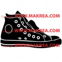 Sticker Basket Converse