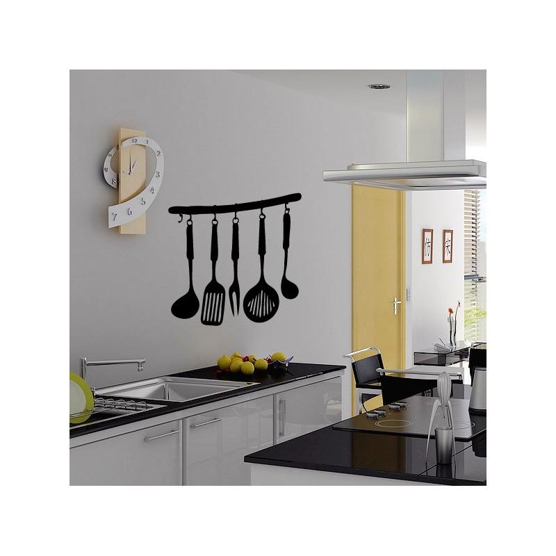 Sticker Ustensiles de cuisine