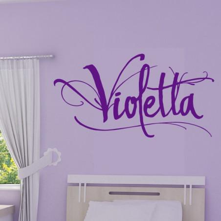 Violetta - Logo