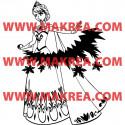 Sticker La Reine des Neiges - Elsa Pouvoir de Glace