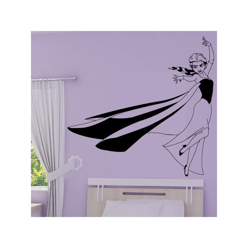 Sticker La Reine des Neiges - Elsa Pouvoir de Glace 2
