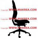 Sticker Fauteuil de bureau