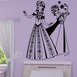 La Reine des Neiges - Elsa & Anna les soeurs