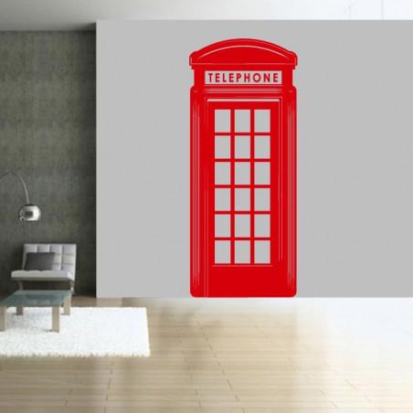 Géant Cabine Téléphonique Londres