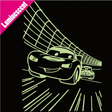 Luminescent Cars Circuit