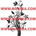 Sticker Jolies Fleurs