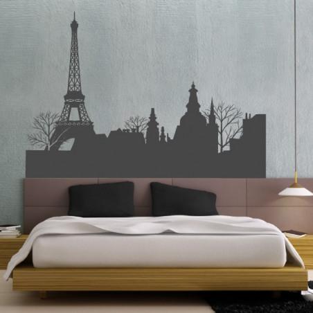Toits de Paris et Tour Eiffel
