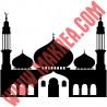 Sticker Mosquée Islamique