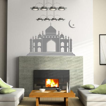 Mosquée Islamique Lune