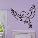 Sticker Princesse Sofia - L'oiseau Mia