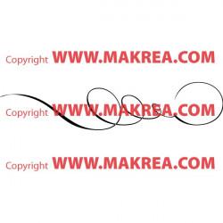 Sticker Ornement Design 3