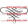 Sticker Ornement Design 5