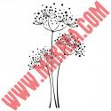 Sticker Fleurs Pissenlits