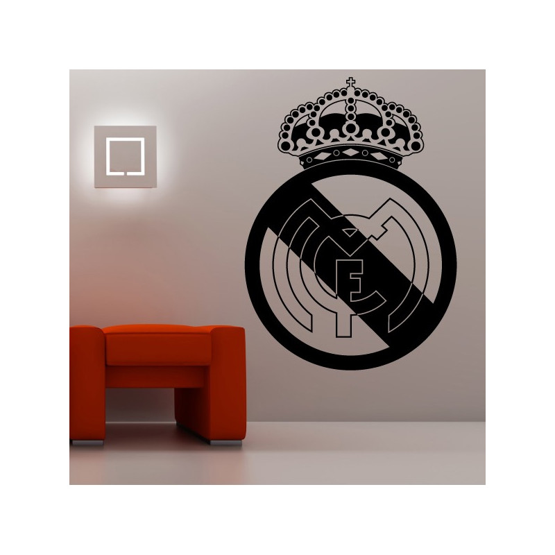 Sticker Logo REAL Madrid