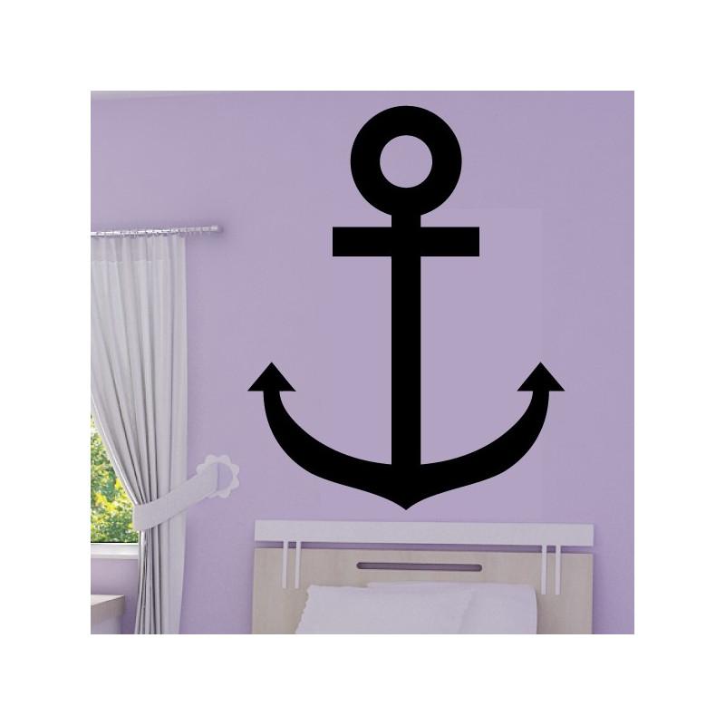 Sticker Pirate - Ancre de bateau