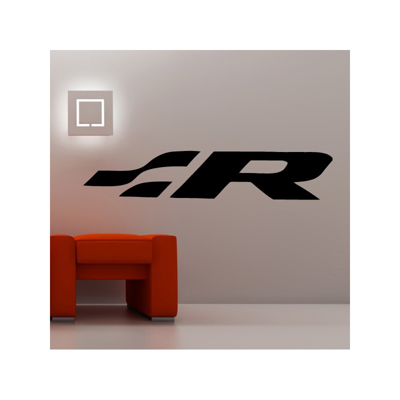 Sticker Logo R Line