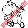 Sticker Mario Bros - Yoshi