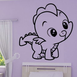 My Little Pony - Spike le Dragon