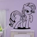 Sticker My Little Pony - Rarity