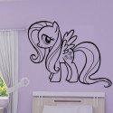 Sticker My Little Pony - Fluttershy