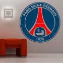 Sticker Logo Paris Saint Germain PSG Foot