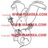 Sticker Dumbo s'envol