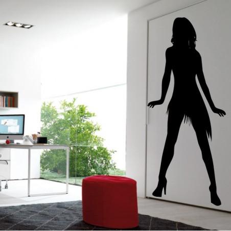Silhouette Femme Danseuse