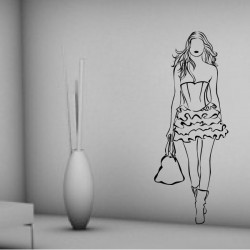 Silhouette Femme Fashion
