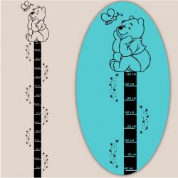 Règle de croissance Winnie l'ourson