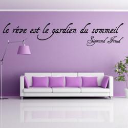 texte : Le rêve est le gardien du sommeil - Sigmund Freud