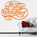 Sticker Noël - Merry Christmas