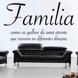 Sticker Citation : Familia