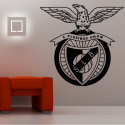 Sticker Logo Benfica SLB Portugal