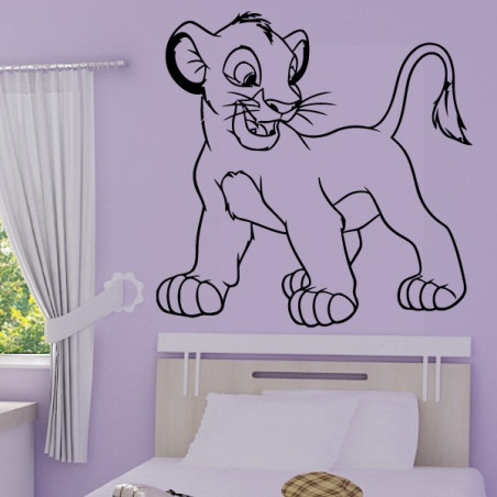 Roi Lion - Lionceau Simba
