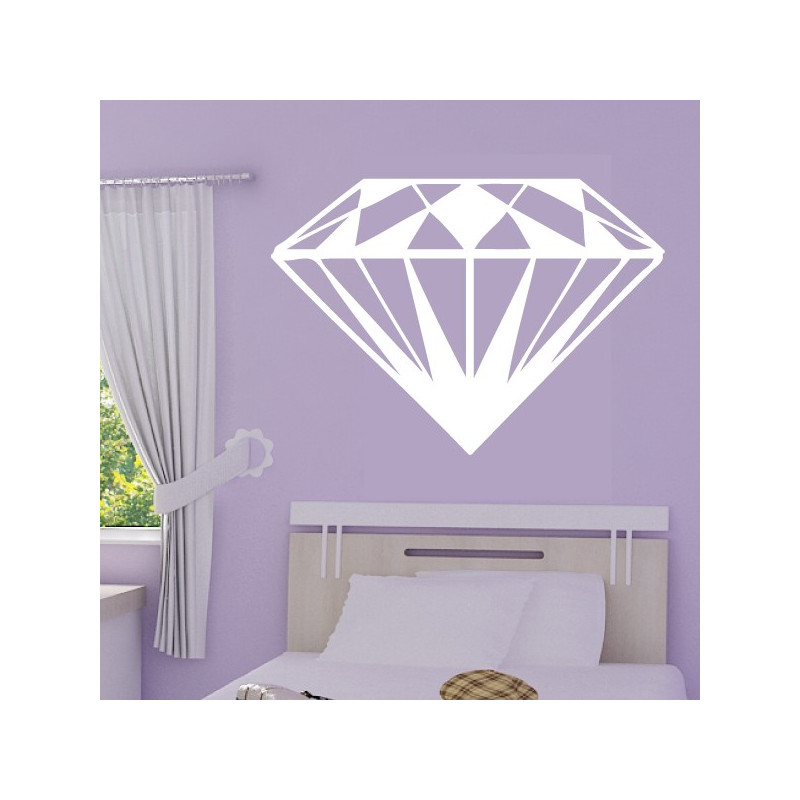Sticker Diamand