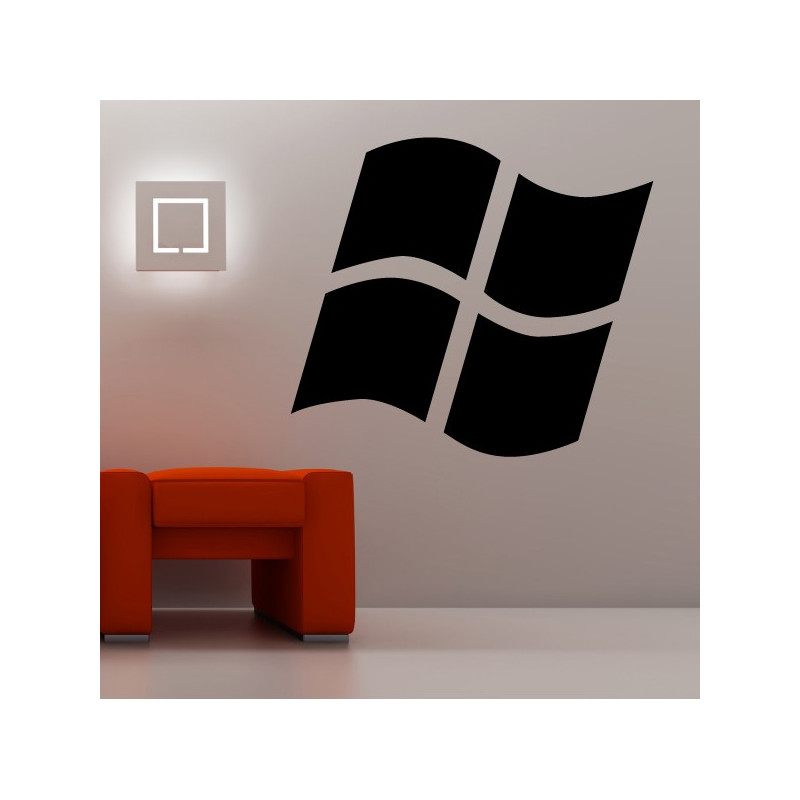 Sticker Logo Windows