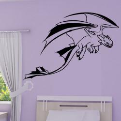 Sticker Dragons - Dragon Krokmou