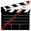 Sticker Cinema - Clap